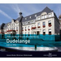 Série Euros Luxembourg BU 2014