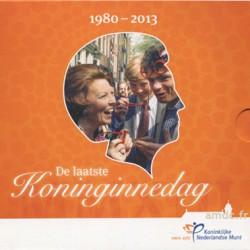 Série Euros Pays-Bas BU 2013 II