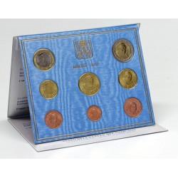 Série Euros Vatican BU 2012