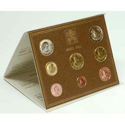 Série Euros Vatican BU 2011