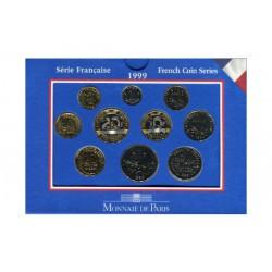 SERIE en Francs -  France 1999