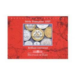 SERIE en Francs -  France 1997