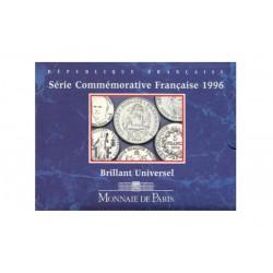 SERIE en Francs -  France 1996