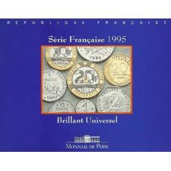 SERIE en Francs -  France 1995