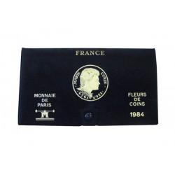 SERIE en Francs FDC -  France 1984