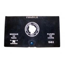 SERIE en Francs FDC -  France 1983