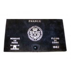 SERIE en Francs FDC -  France 1982