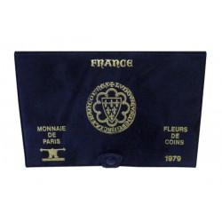 SERIE en Francs FDC -  France 1979