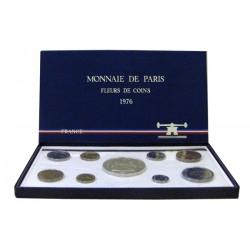 SERIE en Francs FDC -  France 1976