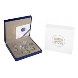 Série Euros France BE 2014