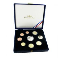 Série Euros France BE 2009