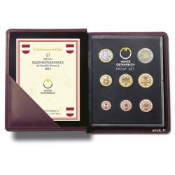 Série Euros Autriche BE 2012