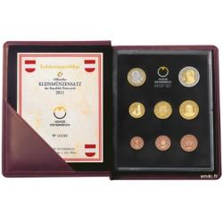Série Euros Autriche BE 2011