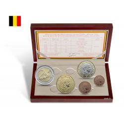 Série Euros Belgique BE 2014