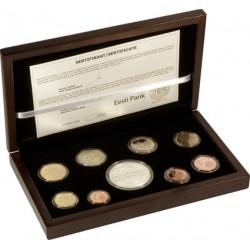 Série Euros Estonie BE 2011