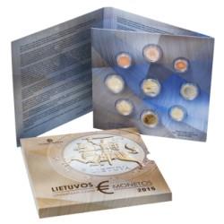 Série Euros lituanie BE 2015