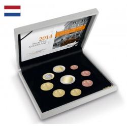 Série Euros Pays-Bas BE 2014