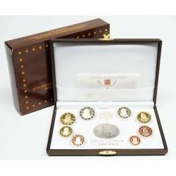 Série Euros Vatican BE 2011