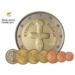 Série Euros Chypre 2012