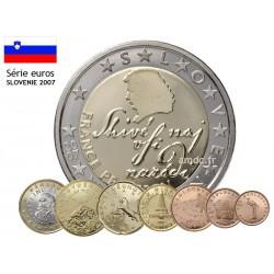 Série Euros Slovénie 2007