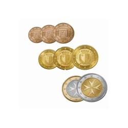 Série Euros Malte 2008