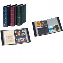 Album pour 100 cartes postales