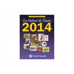 Catalogue Mondial des Nouveautés 2014 YVERT ET TELLIER