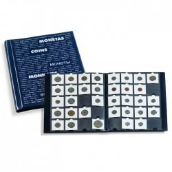 Album pour 200 monnaies sous étui carton