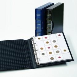 Album & boitier GRANDE format A4 avec 10 feuilles pour 200 étuis carton