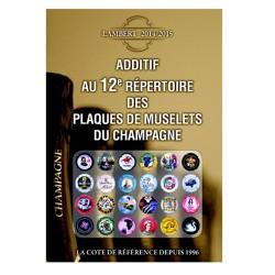ADDITIF 2014 au 12ème répertoire des plaques de muselets du champagne