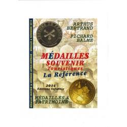 Médailles Souvenir Arthus-Bertrand