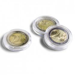 Capsules ULTRA 26 mm pour les pièces de 2 Euros