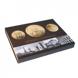Coffret Presso pour 80 Médailles touristiques