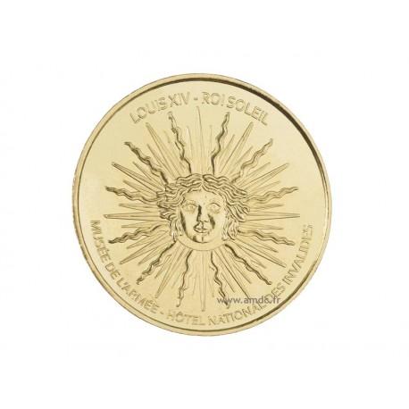 Médaille Souvenir - Louis XIV - Roi Soleil