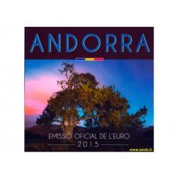 Série Euros Andorre BU 2015