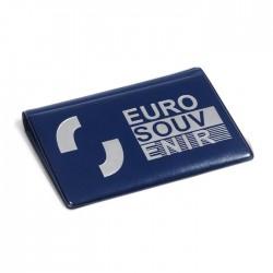 Album de poche pour billets Euro Souvenir