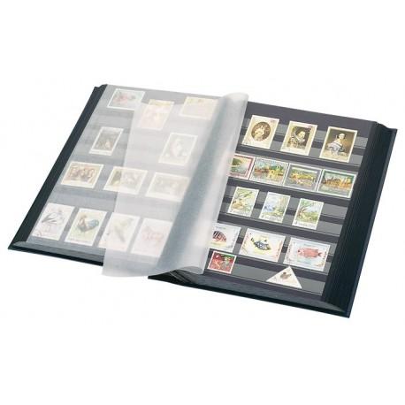 Classeurs pour timbres Luxe Nubuck LINDNER