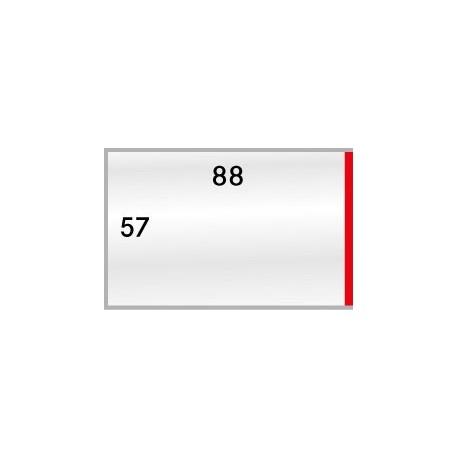 Gaines de protection 88x57 mm, par 50