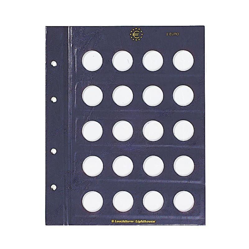 album numismatique pour pi ces de 2 euros mat riel. Black Bedroom Furniture Sets. Home Design Ideas