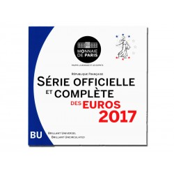 Série Euros France BU 2017