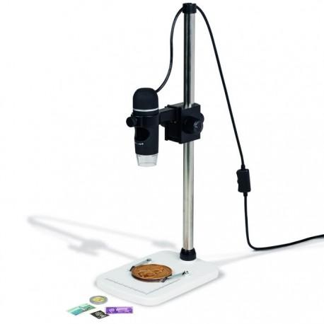 Microscope digital USB avec grossissement X 10 X 300 avec son trépied