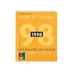 Guide mondial des nouveautés - 1998