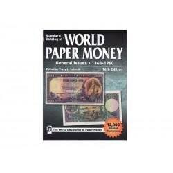 World Paper Money 1368-1960 - 16ème édition 2017