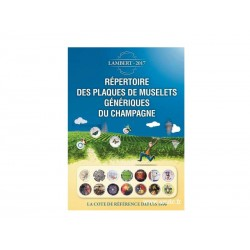 1er Répertoire des Plaques de Muselets Génériques du Champagne