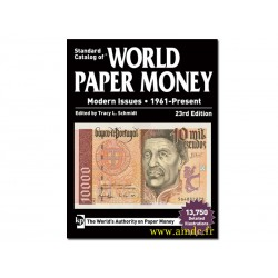 World Paper Money 1961 à nos jours