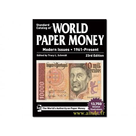 World Paper Money - Vol 3 -  1961 à nos jours