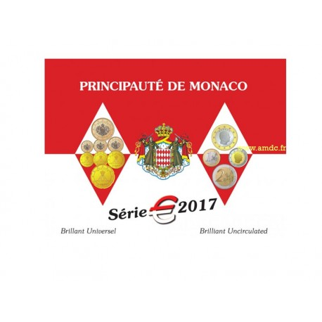 Série Euro Monaco BU 2017