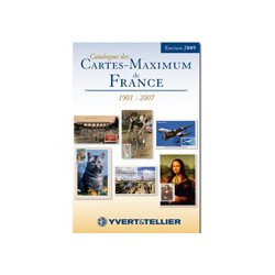 Catalogue des Cartes-Maximum de France