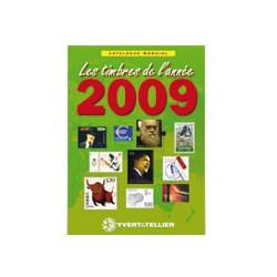 Catalogue mondial des nouveautés 2009 YVERT ET TELLIER