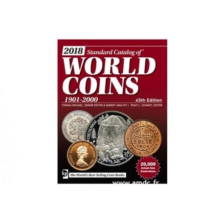 World Coins 20ème siècle - 2018